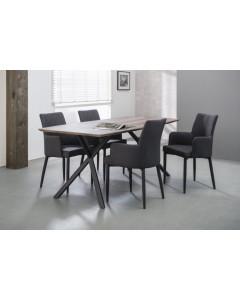Meer Design Eettafel Mundil Bruin 190cm