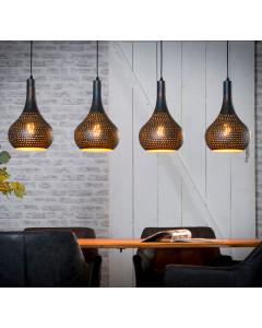 Meer Design Hanglamp Pulsar Black