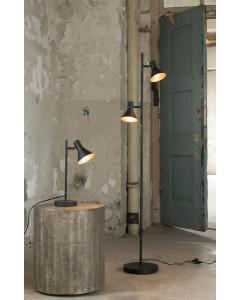 Meer Design Vloerlamp Lari Zwart