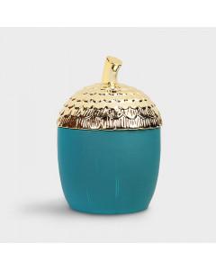 &K Decoratiepot Acorn Green Large
