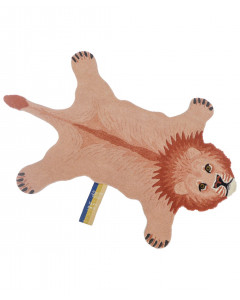 Doing Goods Vloerkleed Pinky Lion Large