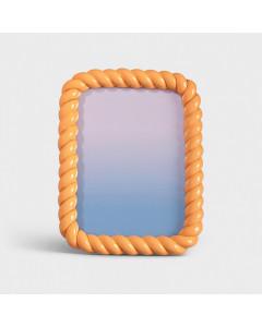 &K Fotolijst Braid Rectangle Peach