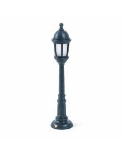 Seletti Tafellamp Street Lamp Grey
