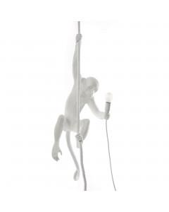 Seletti Hanglamp Monkey Rope White