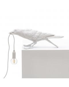 Seletti Tafellamp Bird Playing White