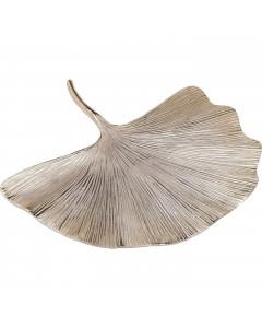 Kare Wanddecoratie Ginkgo Leaf 44 cm