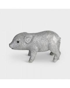 &K Spaarpot Pig Glitter
