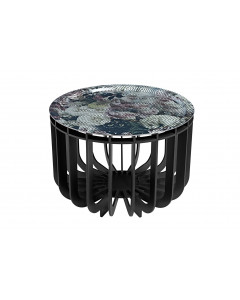 iBride Salontafel Medusa Outdoor Black