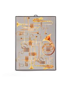 Seletti Spiegel Big Trumpets