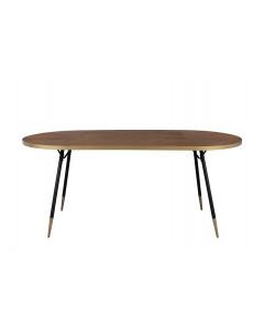 Meer Design Eettafel Denise Oval