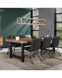 Meer Design Eettafel Zweden 200x100 cm
