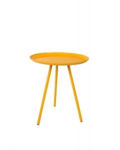 Meer Design Bijzettafel Frost Tangerine