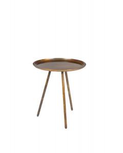 Meer Design Bijzettafel Frost Copper