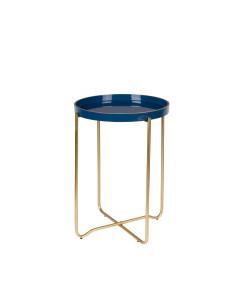 Meer Design Bijzettafel Celina Dark Blue