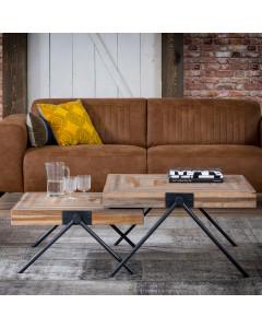 Meer Design Salontafel Maastricht 80x80 cm