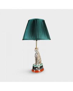 &K Tafellamp Leopard