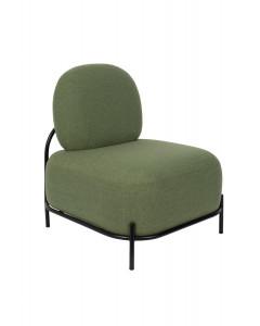 Meer Design Loungestoel Polly Green