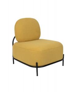Meer Design Loungestoel Polly Yellow