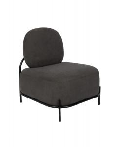 Meer Design Loungestoel Polly Grey
