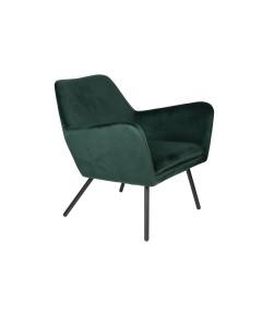 Meer Design Loungestoel Bon Velvet Green