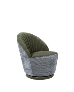 Dutchbone Fauteuil Madison Olive