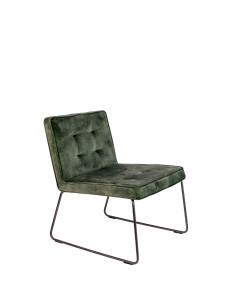 Meer Design Loungestoel Clark Grey Green