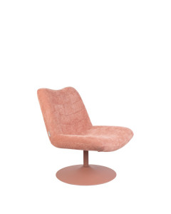 Zuiver Fauteuil Bubba Pink