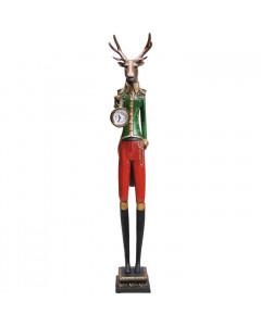 Kare Tafelklok Gentleman Deer