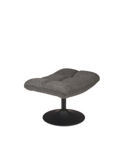 Dutchbone Hocker Bar Dark Grey
