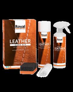 Oranje Leather Care Kit Brushed Leather 2x500ml