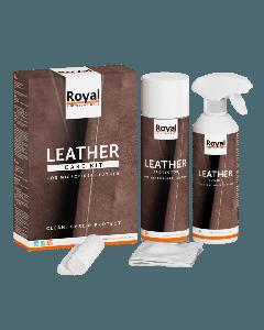 Oranje Leather Care Kit Microfiber 2x 500ml