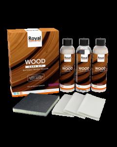 Oranje Wood Care Kit 3x 250 ml