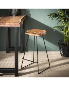 Meer Design Barkruk Oregon Wood