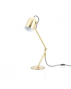 By Boo Tafellamp Sleek Gold