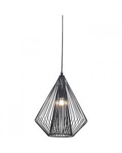 Kare Hanglamp Modo Wire Black