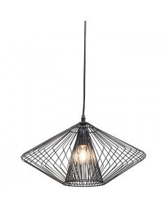 Kare Hanglamp Modo Wire Round Black
