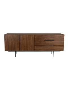 Zuiver Dressoir Travis Walnut