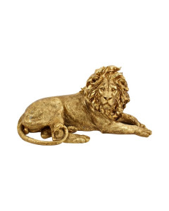 Decofiguur Lion Mufaso Lying Gold