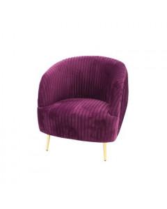 Fauteuil Grace Purple