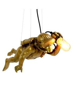 Hanglamp Diver Dave 46 cm