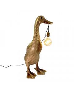 Vloerlamp Ducky Gold 90 cm