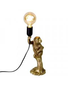 Tafellamp Monkey Gold 33 cm