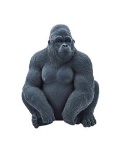 Decofiguur Gorilla Bobo Grey-Blue