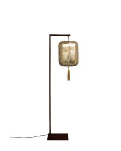 Dutchbone Vloerlamp Suoni Gold