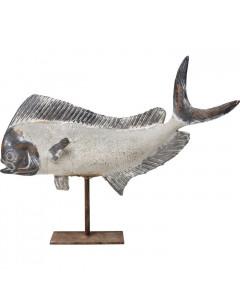 Kare Decofiguur Pesce Nature 50cm