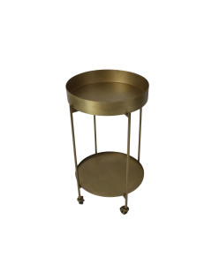 Trolley Gold Iron