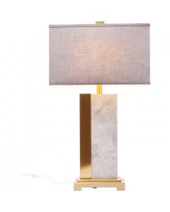 Kare Tafellamp Charleston Marble 80cm