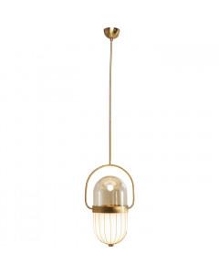 Kare Hanglamp Swing Jazz Oval
