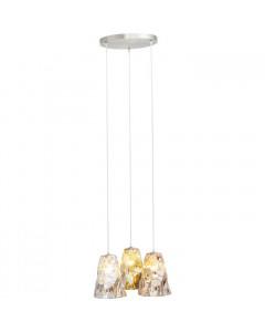 Kare Hanglamp Crumble Tricolore