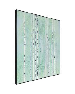 Kare schilderij Birch Avenue 140x140 cm